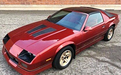 1986 Chevrolet Camaro Coupe for sale 100986751