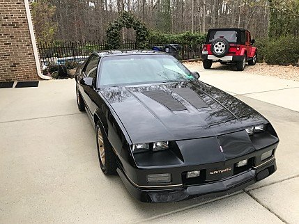 1986 Chevrolet Camaro Coupe for sale 100987232