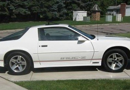 1986 Chevrolet Camaro for sale 100998845