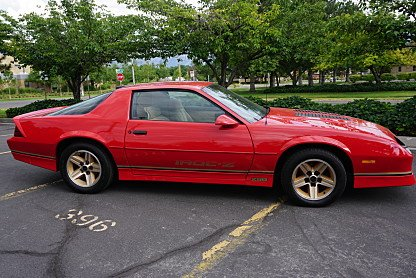 1986 Chevrolet Camaro Coupe for sale 101022746