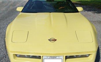 1986 Chevrolet Corvette Coupe for sale 100781264