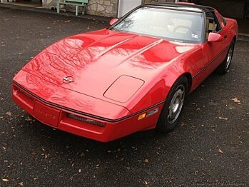 1986 Chevrolet Corvette Convertible for sale 100722320