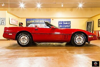 1986 Chevrolet Corvette Convertible for sale 100890647