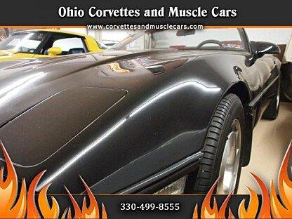 1986 Chevrolet Corvette Convertible for sale 100020693