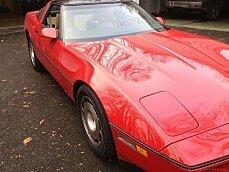 1986 Chevrolet Corvette Convertible for sale 100722320