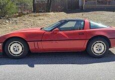 1986 Chevrolet Corvette for sale 100792485