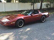 1986 Chevrolet Corvette Coupe for sale 100814476