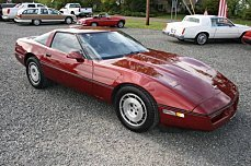 1986 Chevrolet Corvette Coupe for sale 100871617