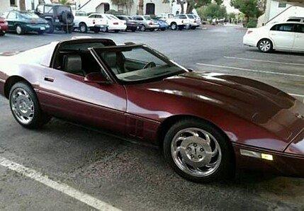 1986 Chevrolet Corvette Coupe for sale 100875145