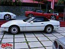 1986 Chevrolet Corvette Convertible for sale 100899277