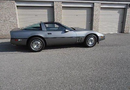 1986 Chevrolet Corvette for sale 100912178