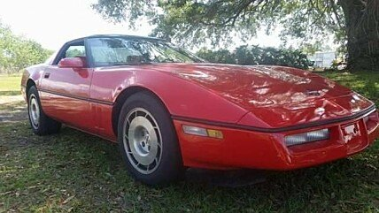 1986 Chevrolet Corvette for sale 100947266