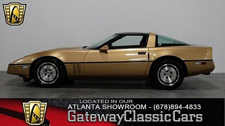 1986 Chevrolet Corvette Coupe for sale 100963547