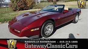 1986 Chevrolet Corvette Convertible for sale 100964823