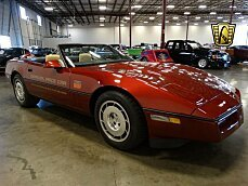 1986 Chevrolet Corvette Convertible for sale 100964823