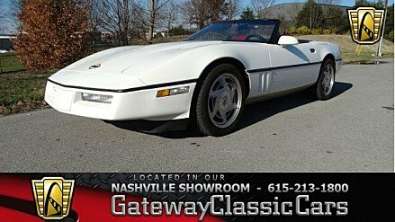 1986 Chevrolet Corvette Convertible for sale 100964948