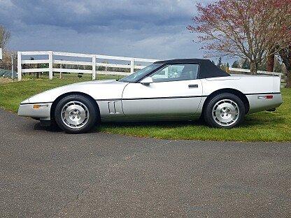 1986 Chevrolet Corvette Convertible for sale 100981027