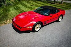 1986 Chevrolet Corvette Convertible for sale 101021215
