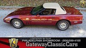 1986 Chevrolet Corvette Convertible for sale 101035700