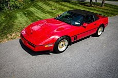 1986 Chevrolet Corvette Convertible for sale 101042448
