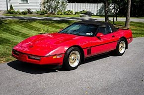 1986 Chevrolet Corvette Convertible for sale 101042448