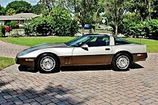 1986 Chevrolet Corvette Coupe for sale 101044590