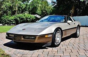 1986 Chevrolet Corvette Coupe for sale 101044590