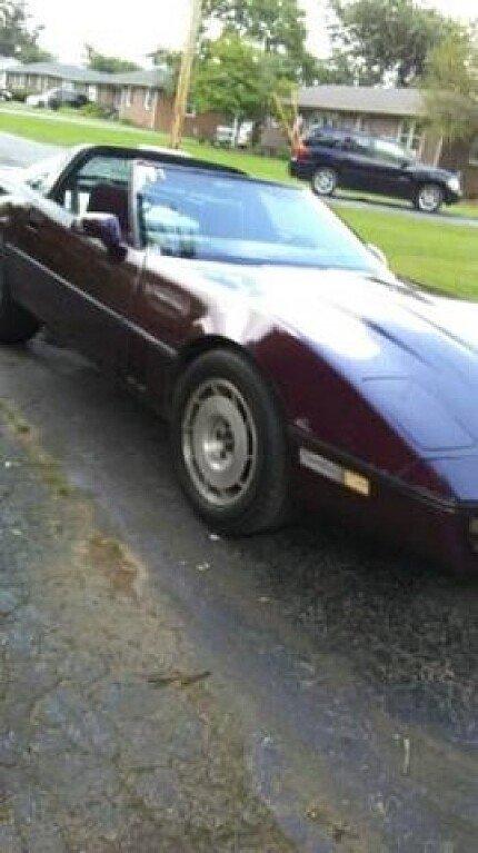 1986 Chevrolet Corvette for sale 101048479