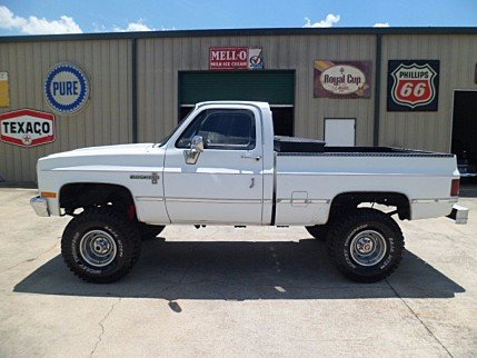 1986 Chevrolet Custom for sale 100790322