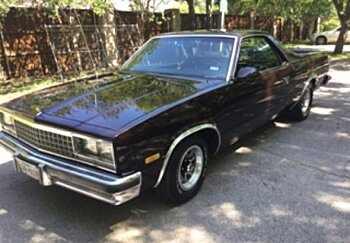 1986 Chevrolet El Camino V8 for sale 100796706