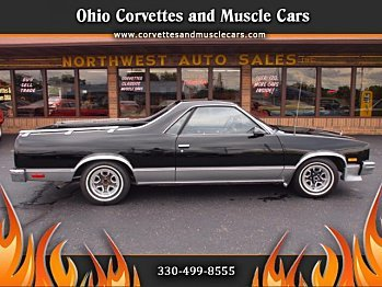 1986 Chevrolet El Camino V8 for sale 100910274