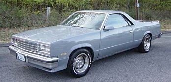 1986 Chevrolet El Camino for sale 100926713