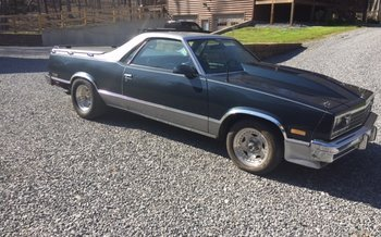 1986 Chevrolet El Camino V8 for sale 100987815
