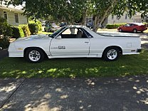 1986 Chevrolet El Camino V8 for sale 101004525
