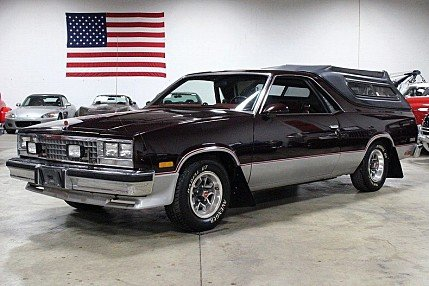 1986 Chevrolet El Camino for sale 100831203