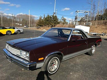 1986 Chevrolet El Camino for sale 100861336