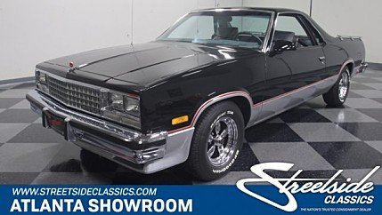 1986 Chevrolet El Camino V8 for sale 100975860