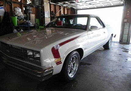 1986 Chevrolet El Camino for sale 101001669