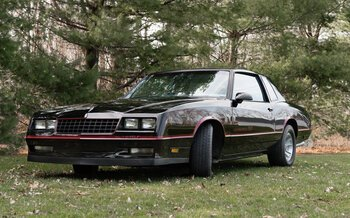 1986 Chevrolet Monte Carlo SS for sale 100758707