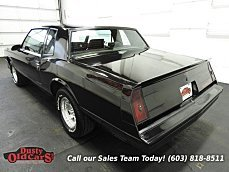 1986 Chevrolet Monte Carlo SS for sale 100789400