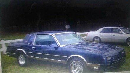 1986 Chevrolet Monte Carlo for sale 100827268