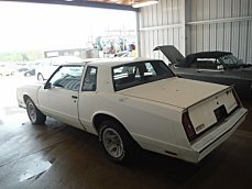 1986 Chevrolet Monte Carlo SS for sale 100863368
