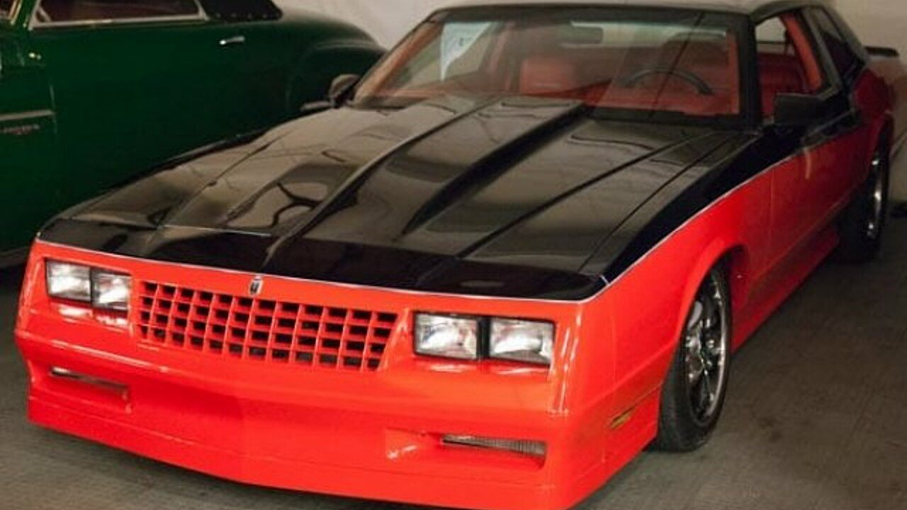 Chevrolet Monte Carlo SS Classics for Sale - Classics on Autotrader