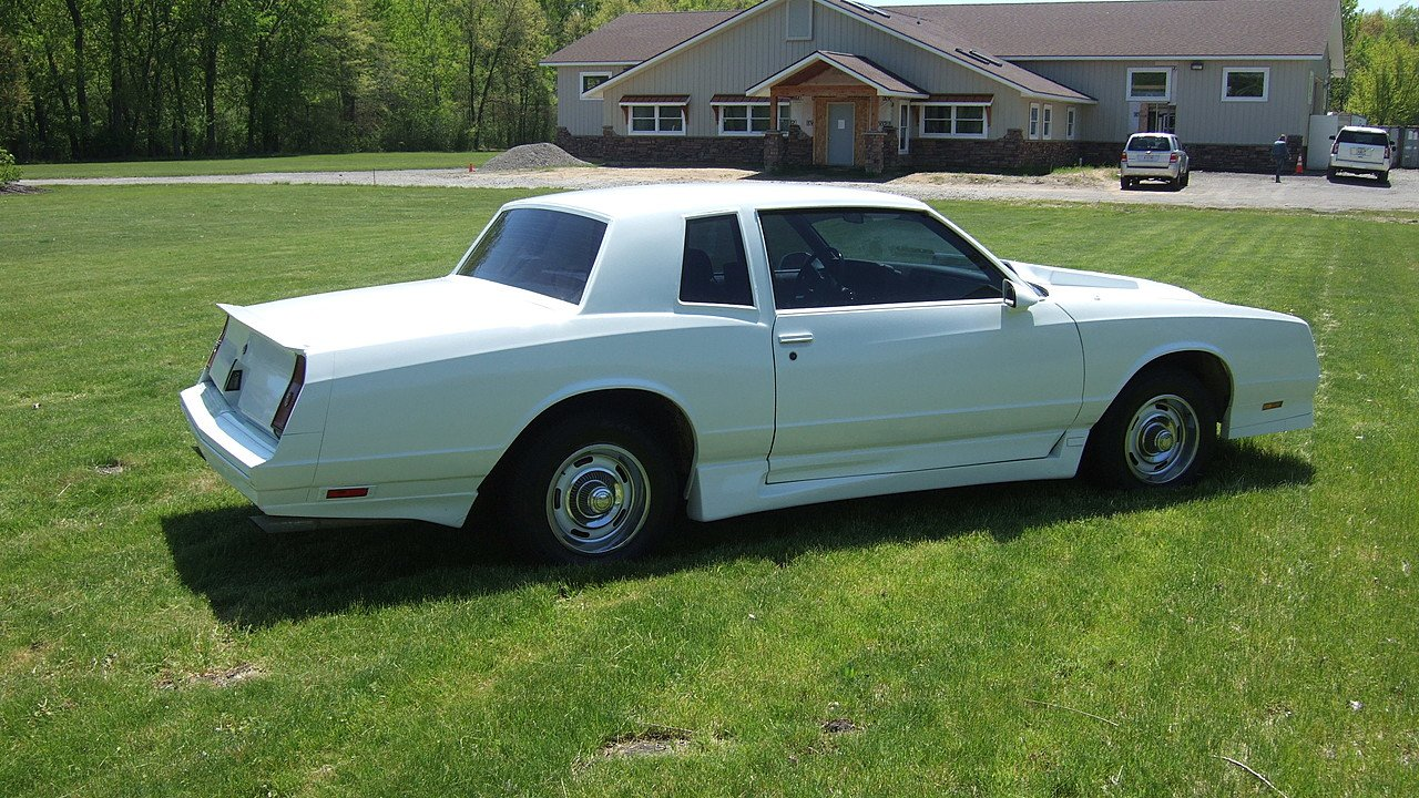 1986 Chevrolet Monte Carlo SS for sale near Griffith, Indiana ...
