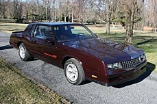 1986 Chevrolet Monte Carlo SS for sale 100870137