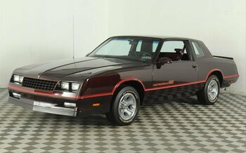 1986 Chevrolet Monte Carlo SS for sale 100969340