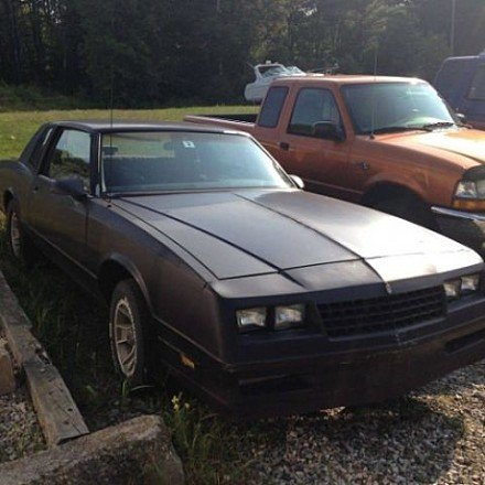 1986 Chevrolet Monte Carlo for sale 101014352