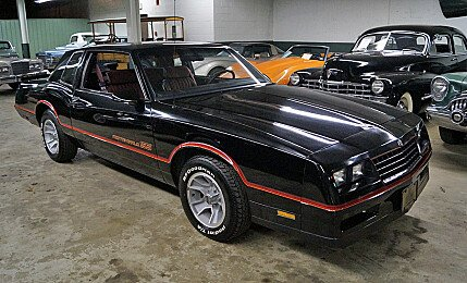 1986 Chevrolet Monte Carlo for sale 101026331
