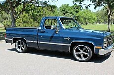 1986 Chevrolet Silverado and other C/K1500 2WD Regular Cab for sale 100757936