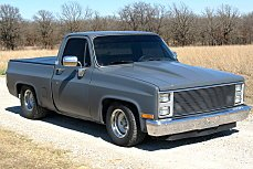 1986 Chevrolet Silverado and other C/K1500 2WD Regular Cab for sale 100762052